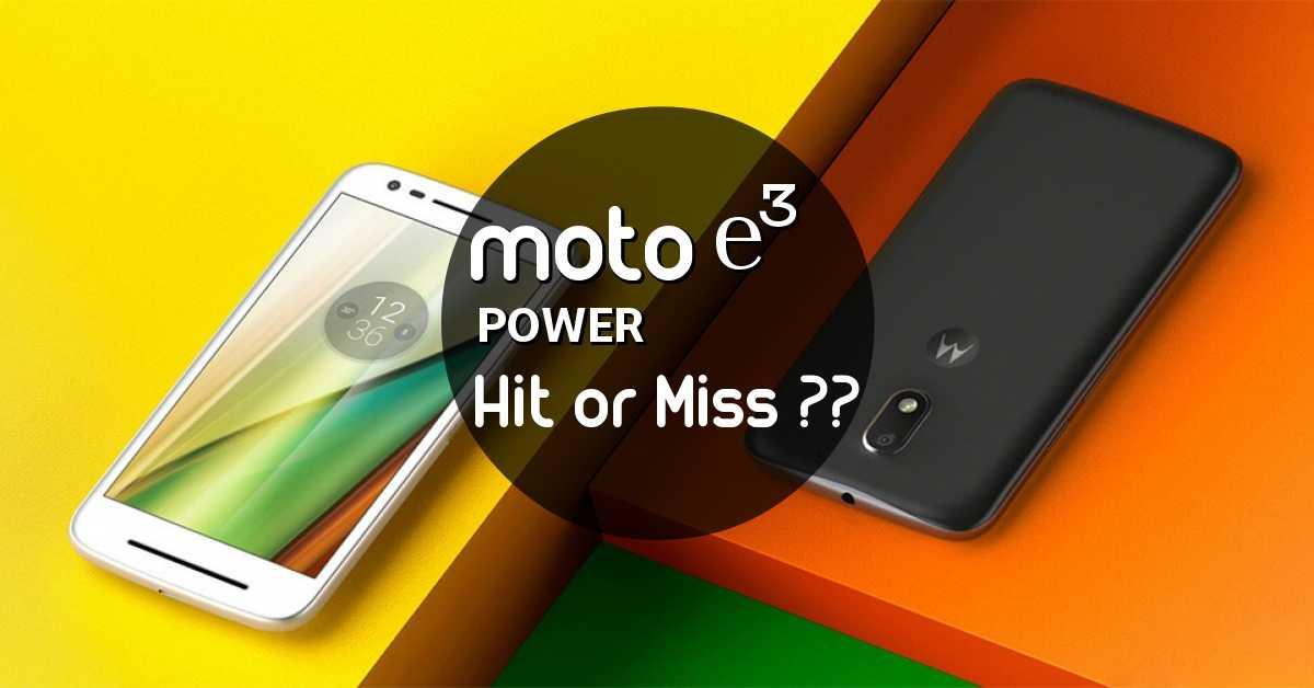 Moto-e3-power