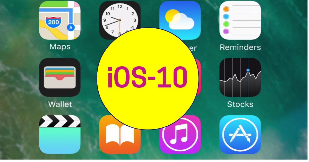 Apple iOS 10