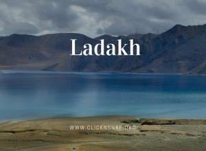 Ladakh, Summer Holiday, India