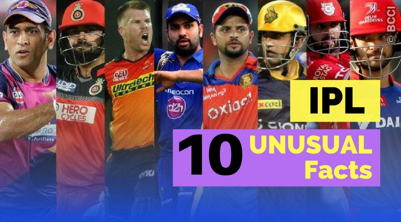 10 Facts About IPL That Would Leave Every Cricket Fan Surprised