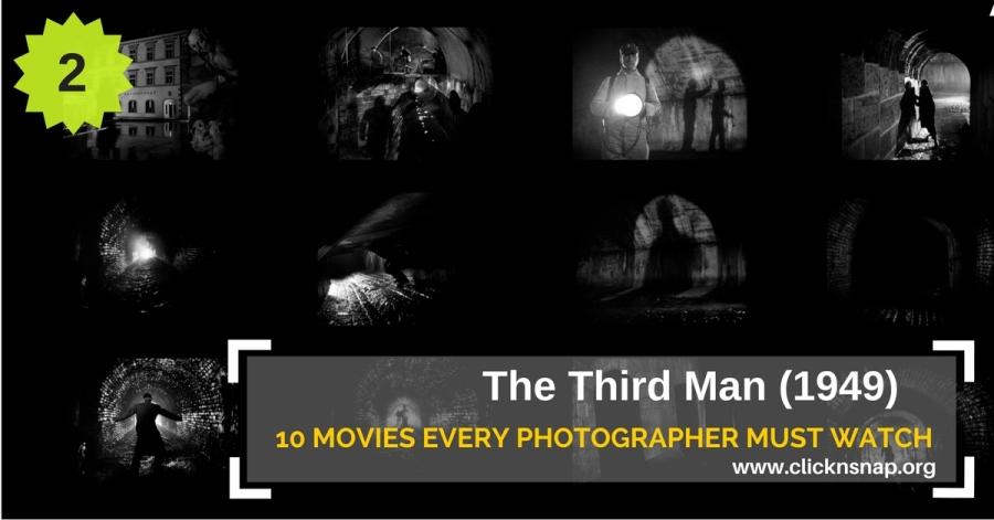 The Third Man  - clicknsnap.org