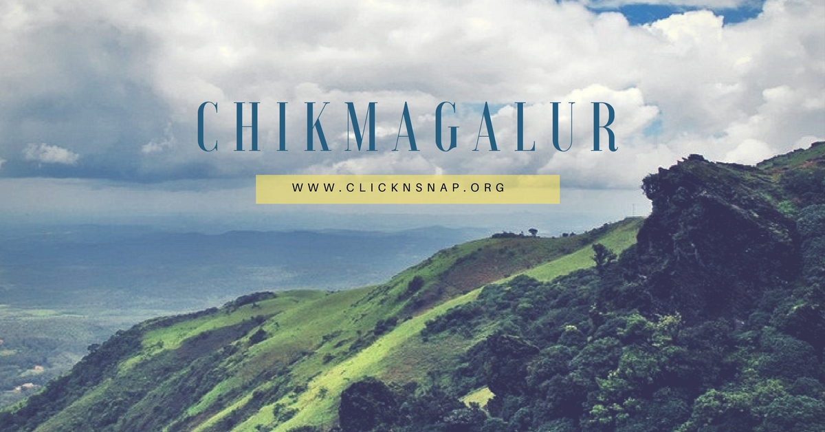 Chikmagalur, monsoon, bangalore, travel, Rain, Tour
