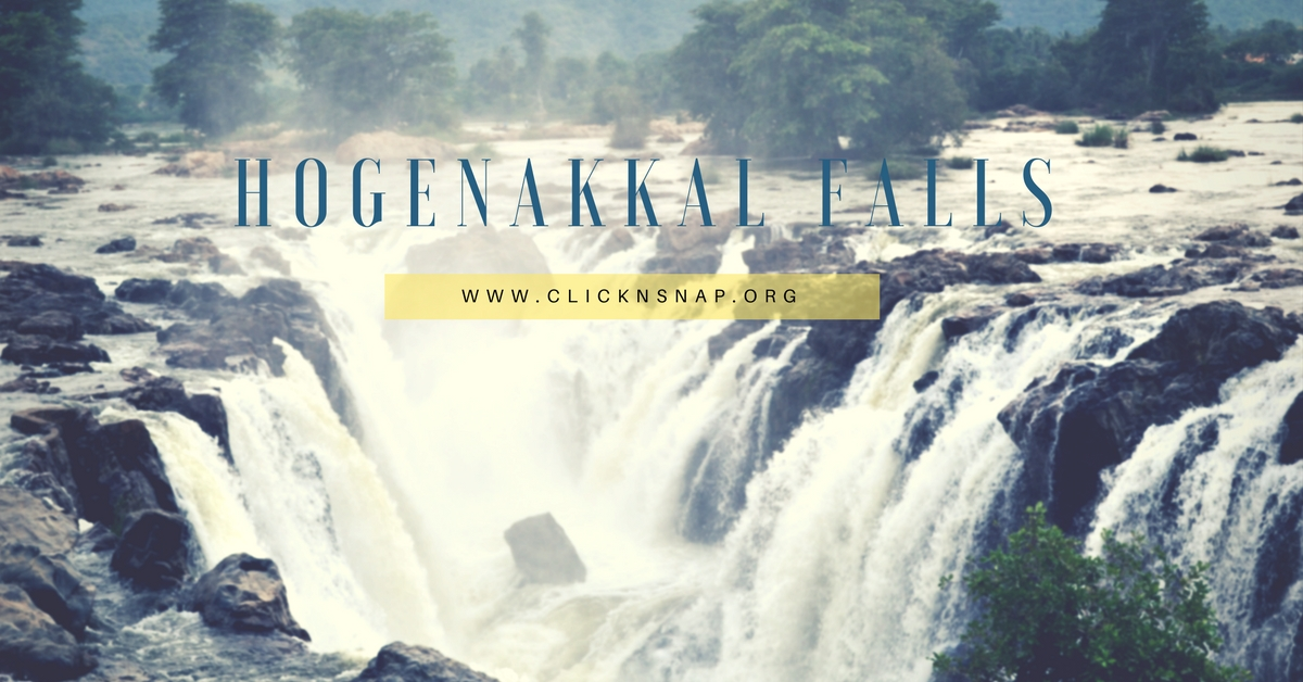Hogenakkal Falls, monsoon, bangalore, travel, Rain, Tour