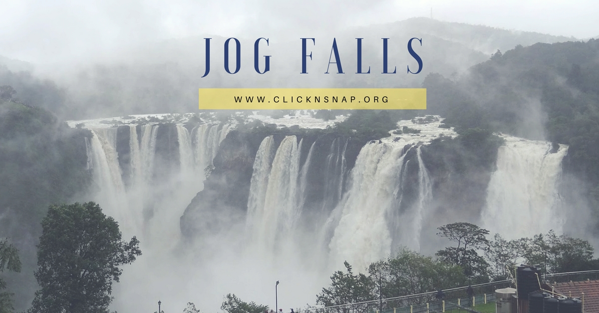 Jog Falls, monsoon, bangalore, travel, Rain, Tour