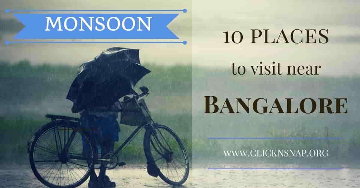 monsoon in bangalore