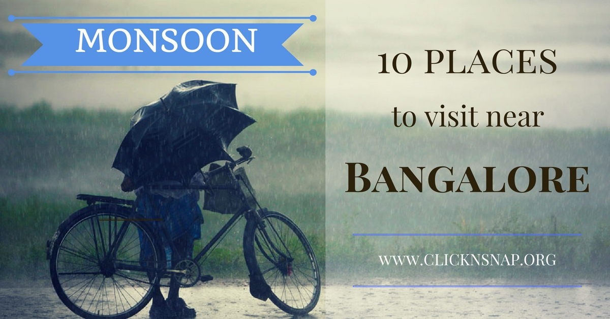 monsoon, bangalore, travel, Rain, Tour