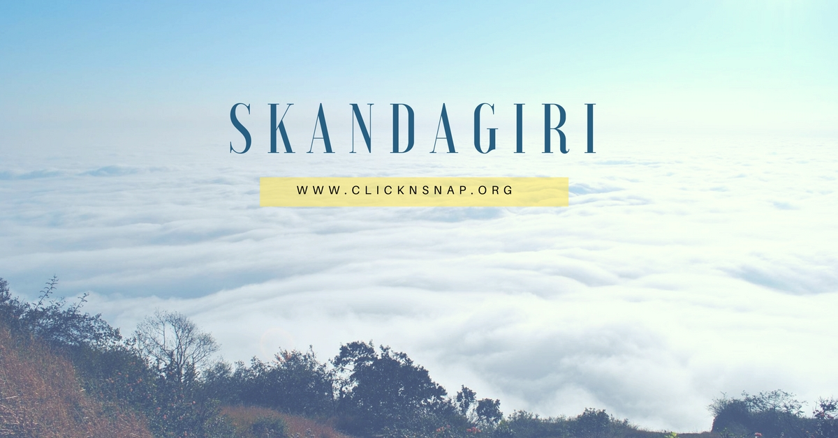 Skandagiri, monsoon, bangalore, travel, Rain, Tour