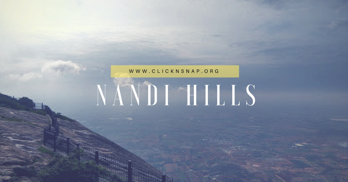 Nandi Hills , monsoon, bangalore, travel, Rain, Tour