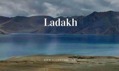 Ladakh - clicknsnap