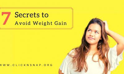 Tips to avoid weight gain