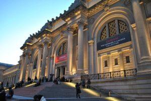 Metropolitan Museum of Art's Costume Institute - NEW YORK